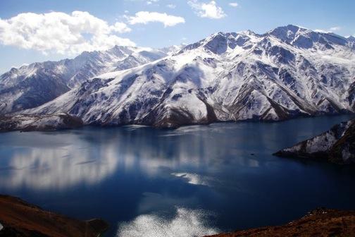 آبهای  افغانستان وهم سایگان