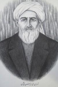 میر مسجدی  خان  غازی